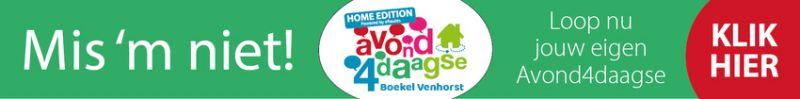 Avondvierdaagse Boekel Venhorst home edition