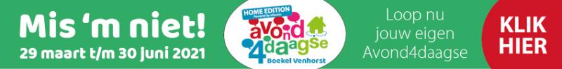 Avondvierdaagse Boekel Venhorst corona update