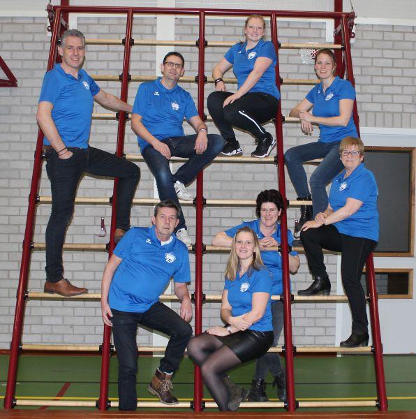 Dit is de organisatie van de Avondvierdaagse Boekel Venhorst